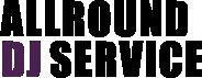 Allround DJ Service Logo