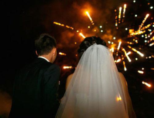 Afsluiting bruiloft – Hoe sluit je een trouwfeest magisch af?
