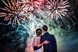 Bruiloft afsluiting