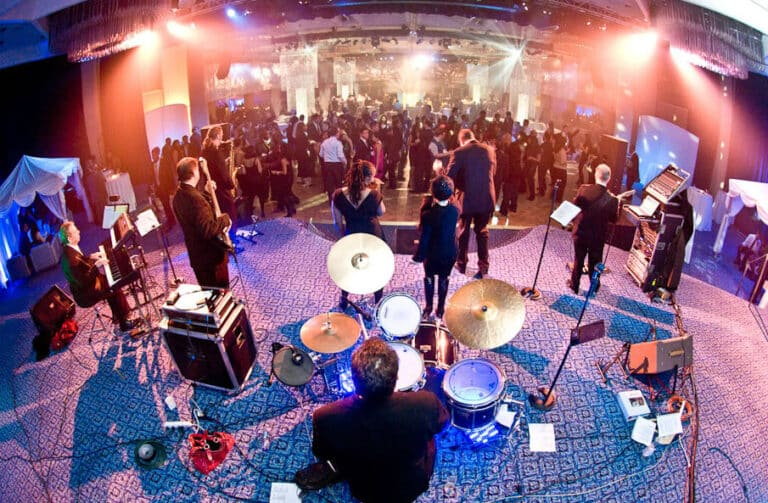 Band of dj bruiloft 1