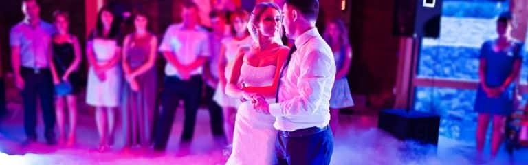 Openingsdans trouwen