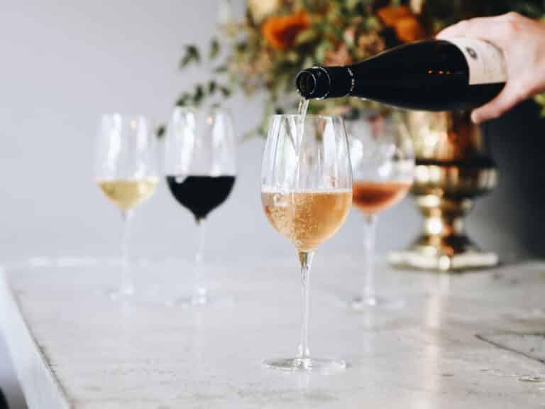 Wijnproeverij feestje 1