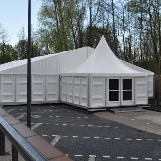 Aluhal feesttent