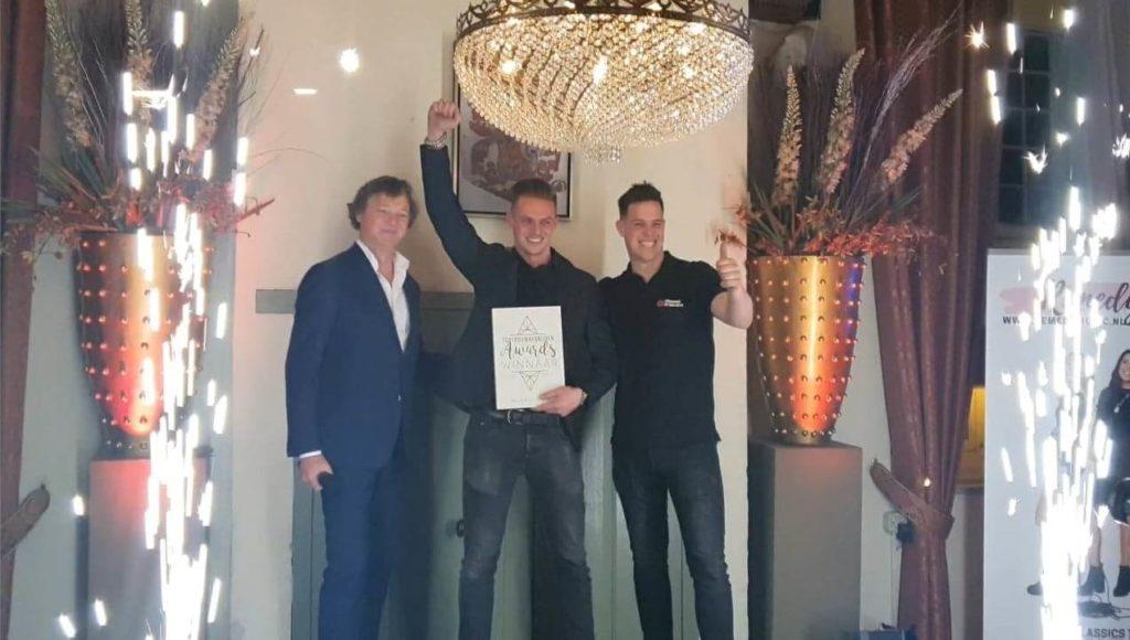 We hebben wat te vieren! - Top Trouwbedrijven Award 2020