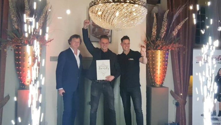 Top trouwbedrijven award uitreiking allround dj service