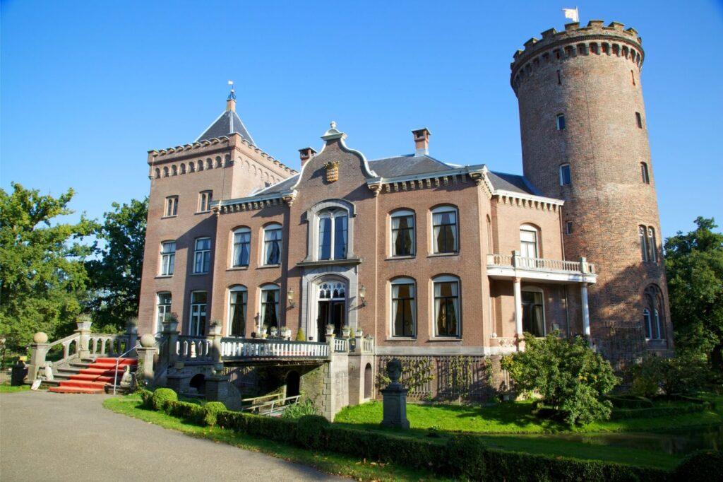 Kasteel Sterkenburg In Driebergen-Rijsenburg