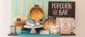 Hero popcorn bar 1