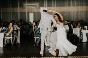 This scripps seaside forum wedding brought glitz and glam to the beach by amy lynn photography 56 700x467 1