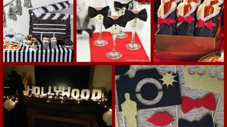 Hollywood thema
